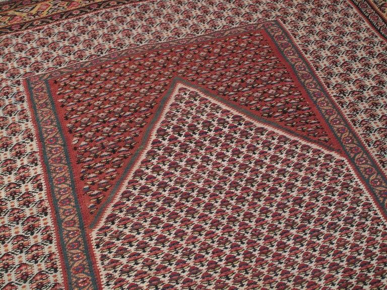 Antique Senneh Kilim For Sale At 1stdibs
