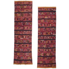 Pair of Kilim Runners