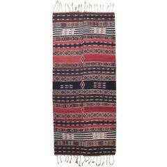 Antique Shavak Kilim Rug