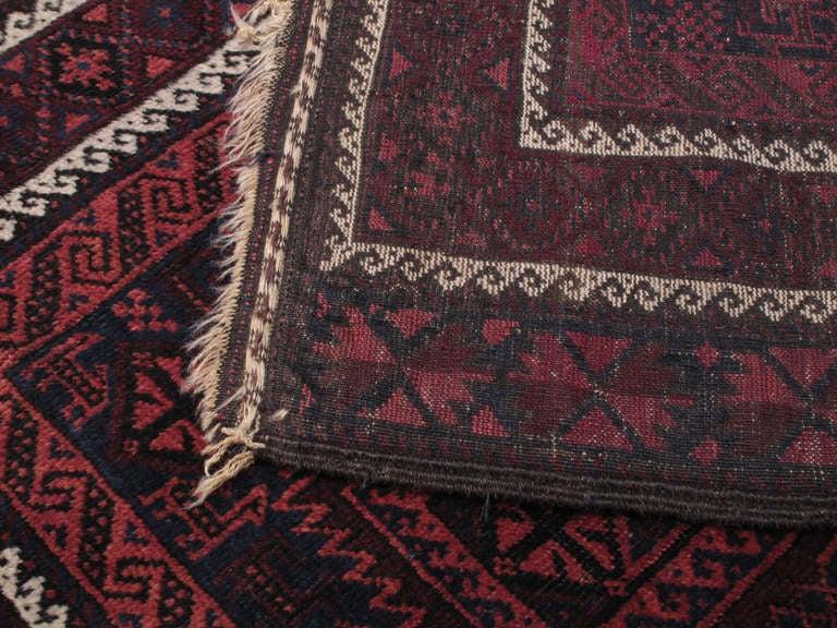 Antique Baluch Rug 4