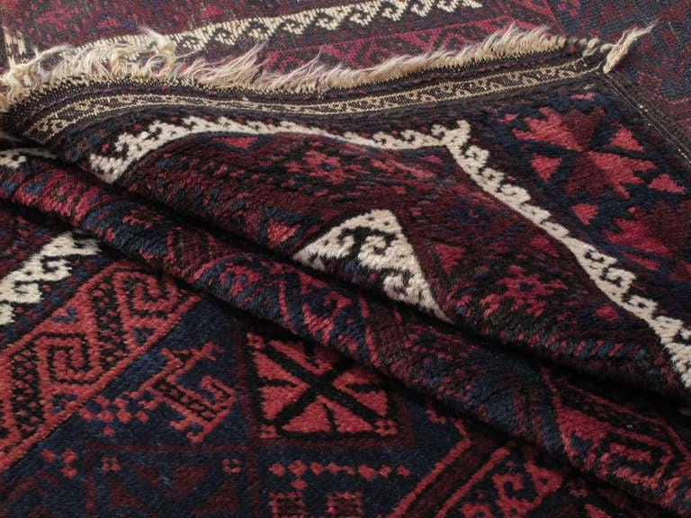 Antique Baluch Rug 5