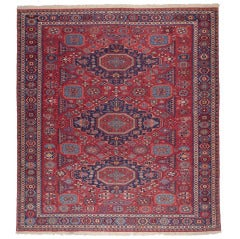 Superb Antique Sumak Rug