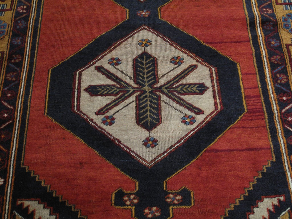 20th Century Yahyali Rug For Sale