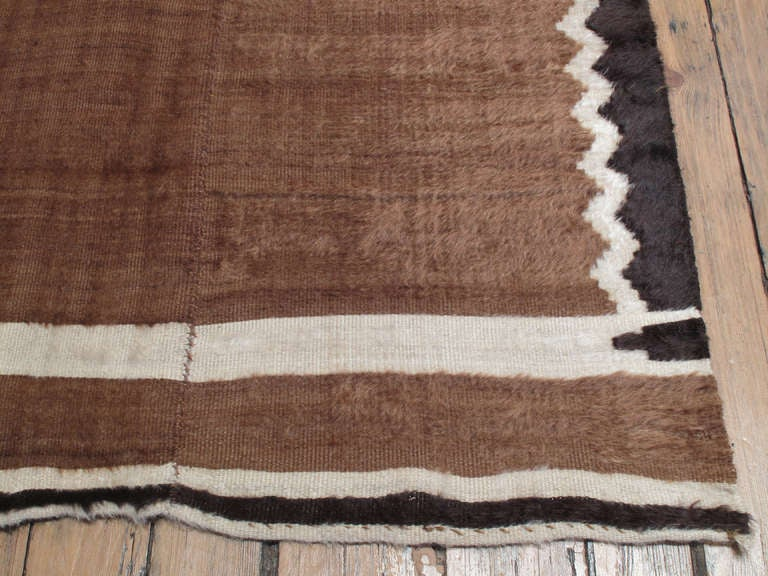 Angora Blanket In Good Condition For Sale In New York, NY