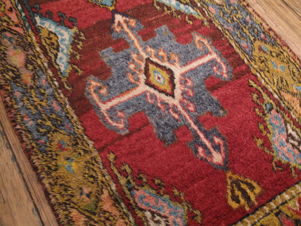 Yesilpinar Long Rug For Sale At 1stdibs