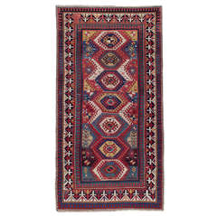 Superb Antique Shirvan Rug