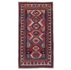 Superb Antique Shirvan Rug