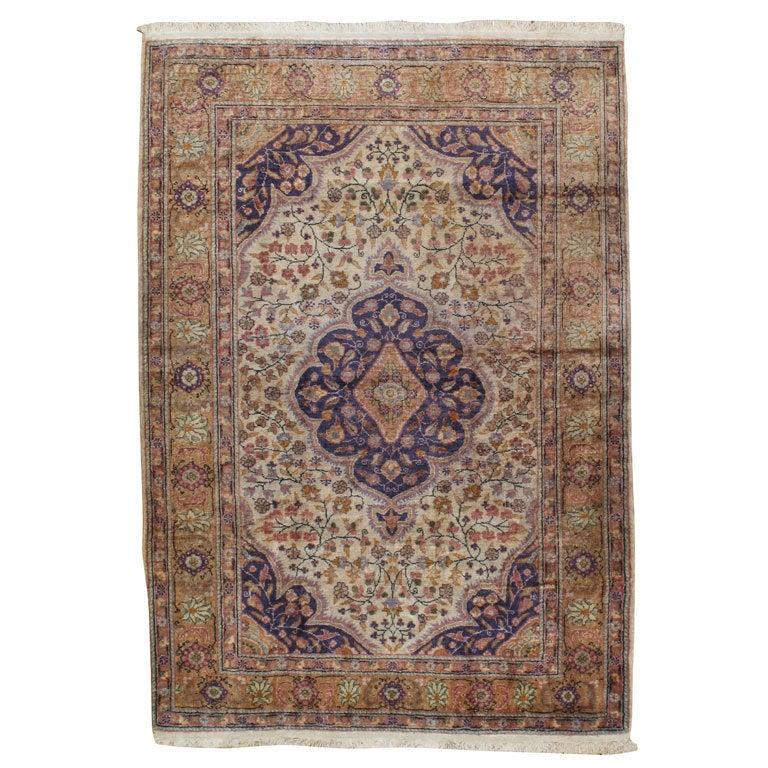 Cotton Kayseri Rug For Sale At 1stdibs