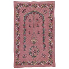 Quilted Prayer Rug