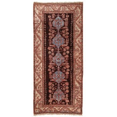 Antique Kula Long Rug in Angora