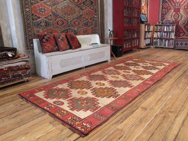 Turkish Kurdish Long Rug For Sale