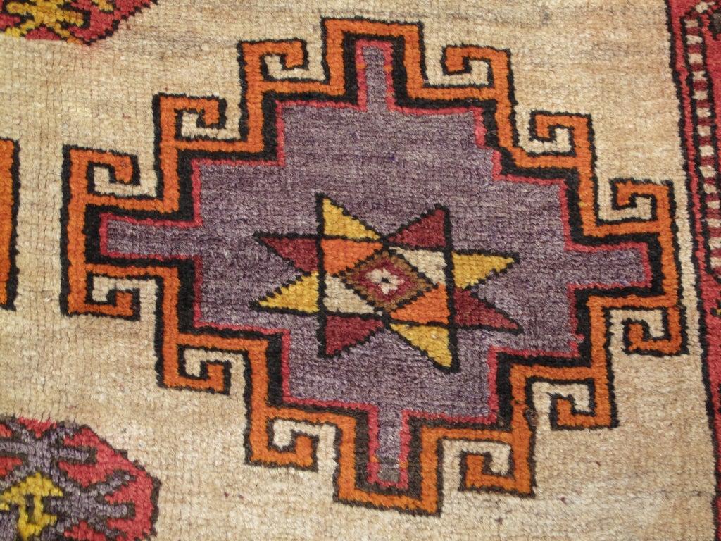 Wool Kurdish Long Rug For Sale