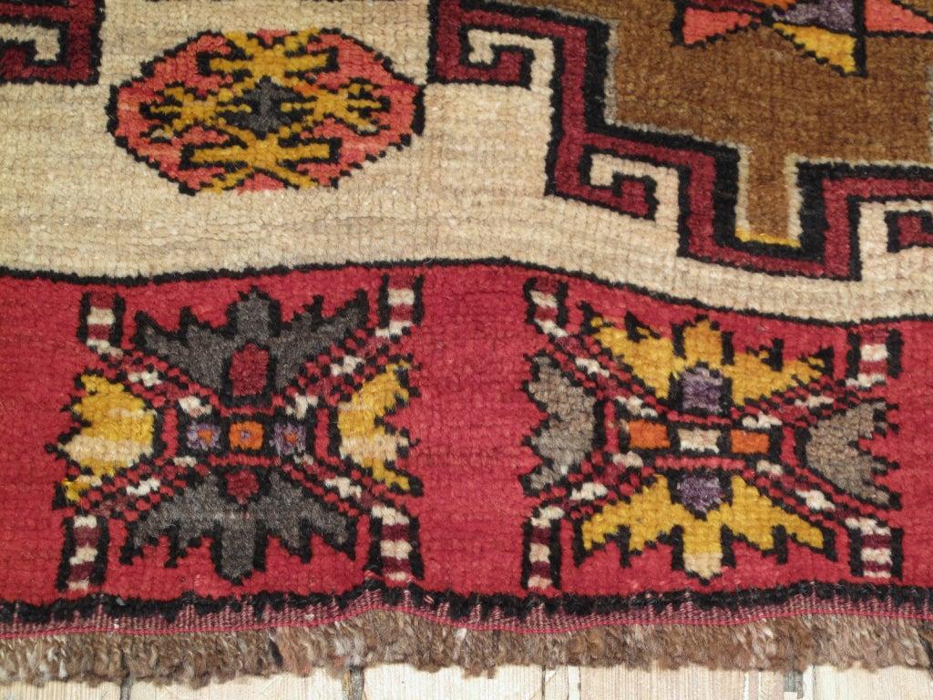 Kurdish Long Rug For Sale 1