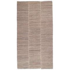 Striped Kilim