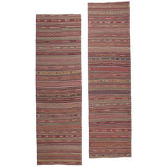 A Pair of Kilim Runners
