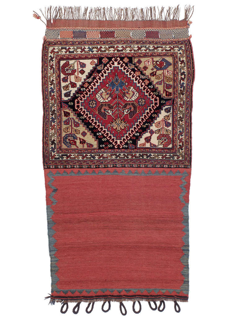 Exceptional Antique Qashqai Bag For Sale At 1stdibs