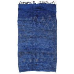 Beni Mguild Berber Carpet
