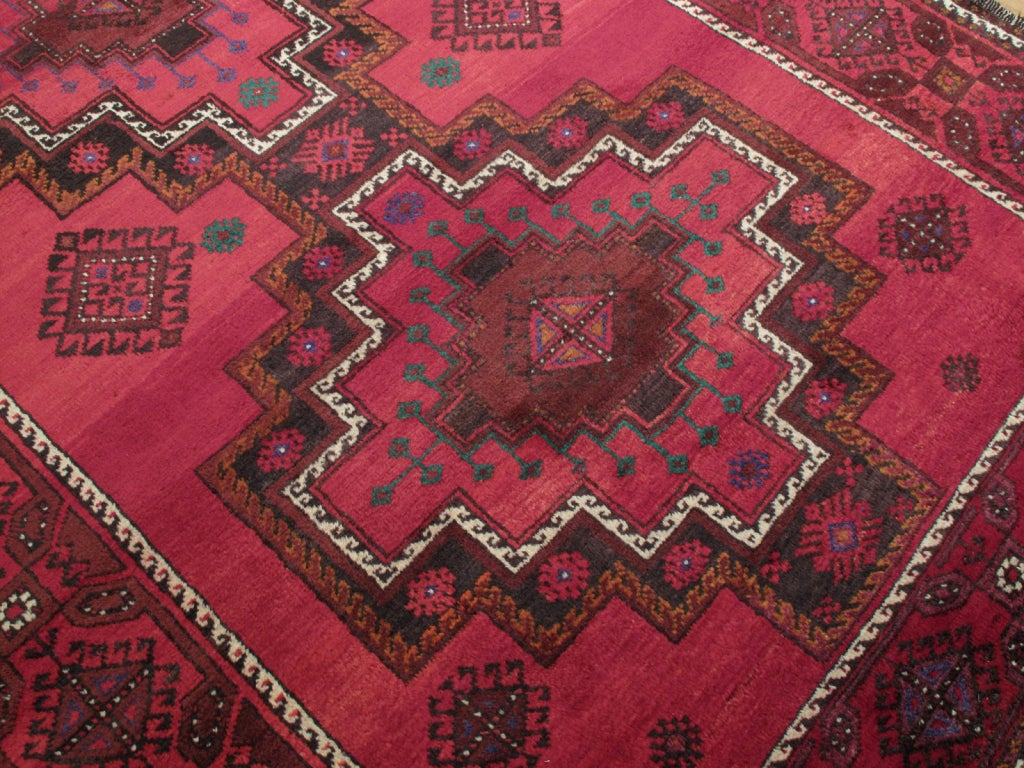 Late 20th Century Baluch Rug For Sale