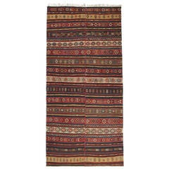 Antique Karabagh Kilim Rug