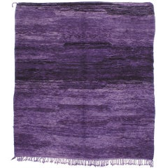 Deep Purple Moroccan