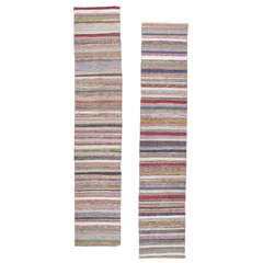 Pair of Pala Kilim Runners