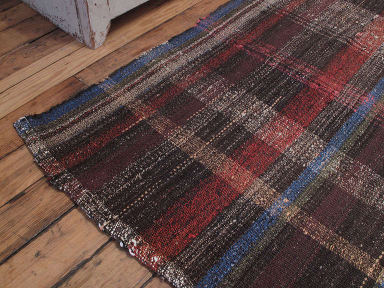 Pala Kilim Rug In Good Condition For Sale In New York, NY