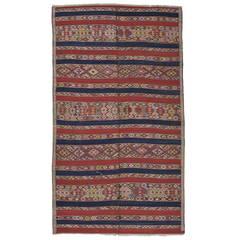 Antique Malatya Kilim Rug