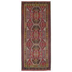 Unusual Anatolian Kilim Rug