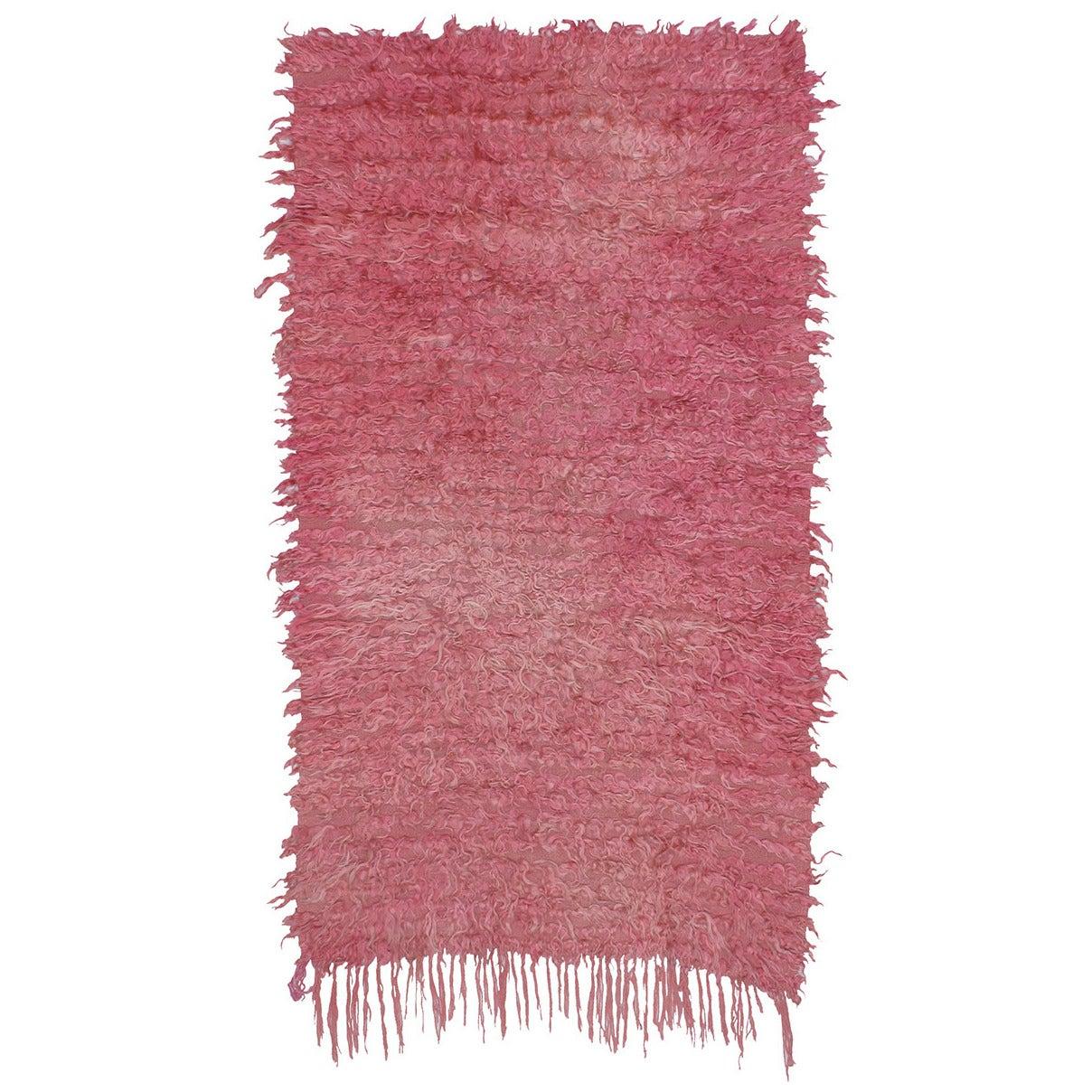 "Angora ""Tulu"" in Bubblegum Pink For Sale"