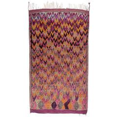 Ait Bou Ichaouen Moroccan Berber Rug