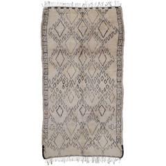 Ait Seghrouchene Berber Rug