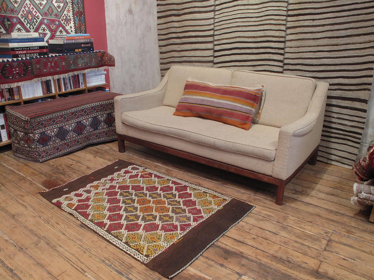 Tribal bag face small kilim image 2 for 14 wall street 20th floor new york new york 10005