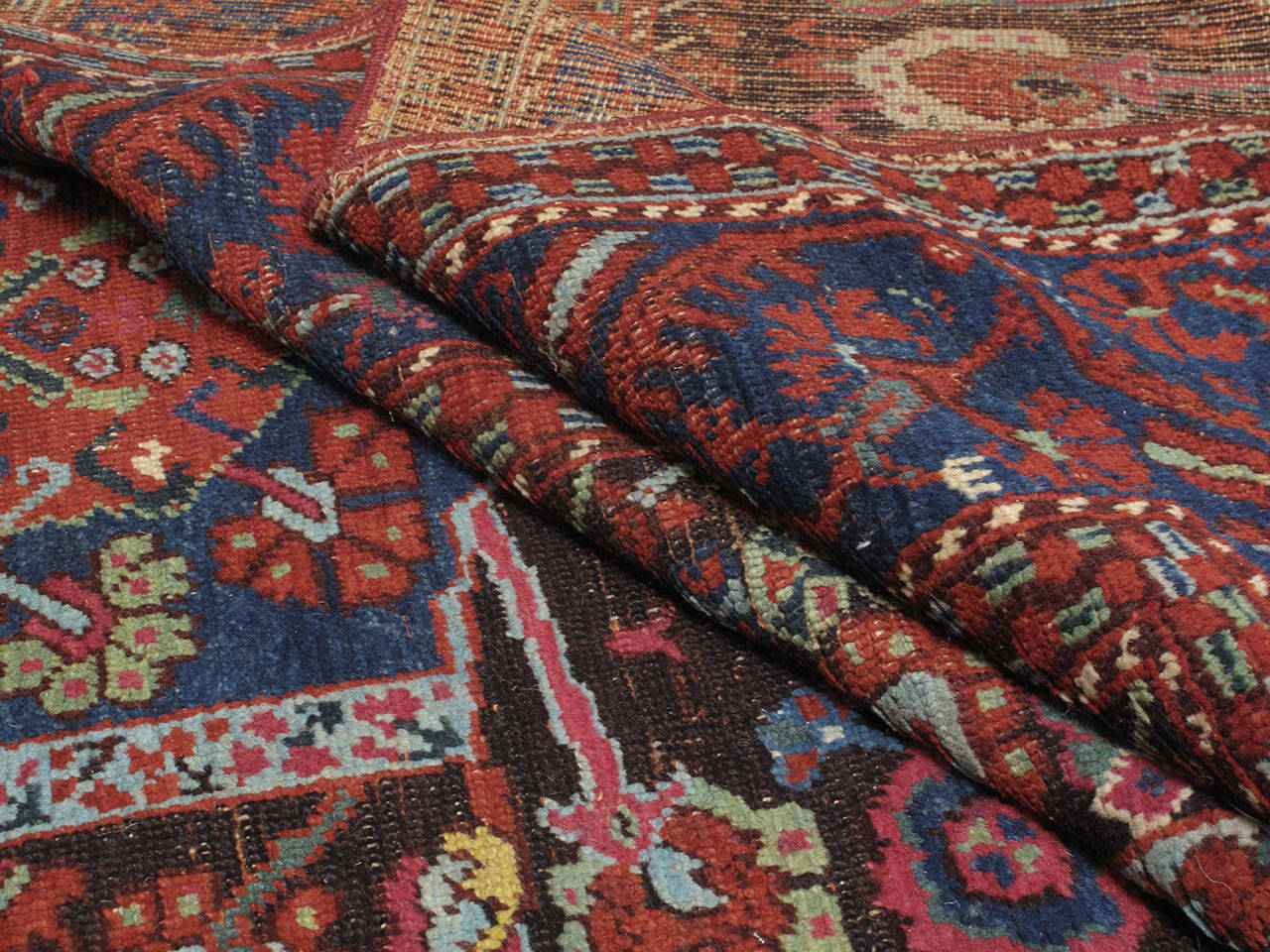 Antique Kula Long Rug For Sale 1