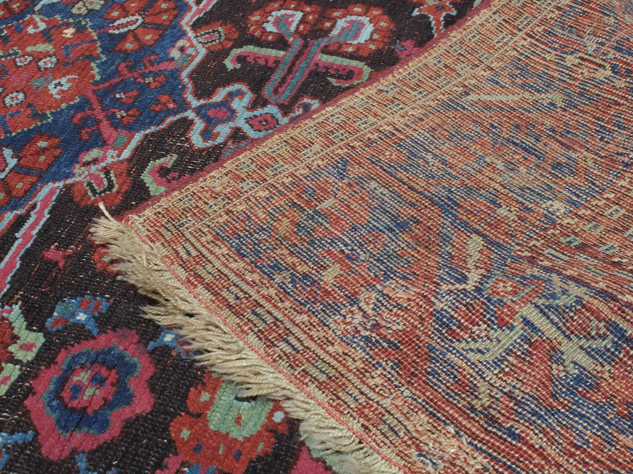 Wool Antique Kula Long Rug For Sale