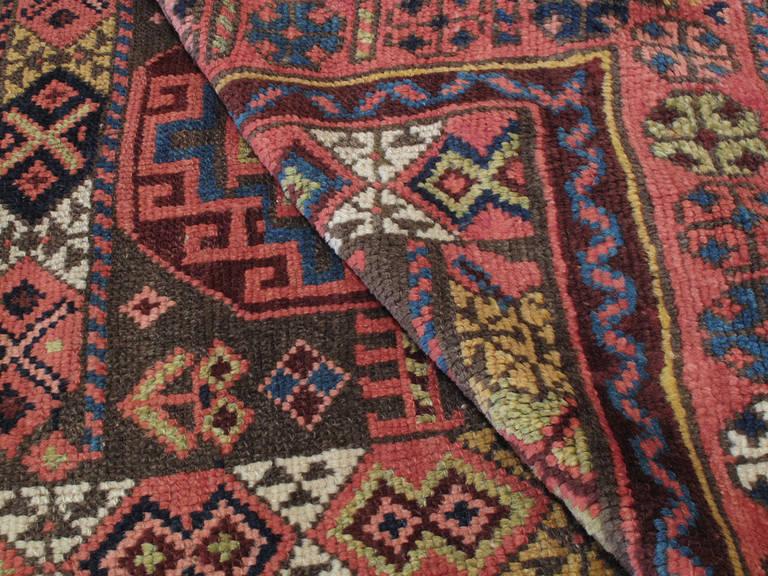 Antique Kurdish Long Rug For Sale At 1stdibs