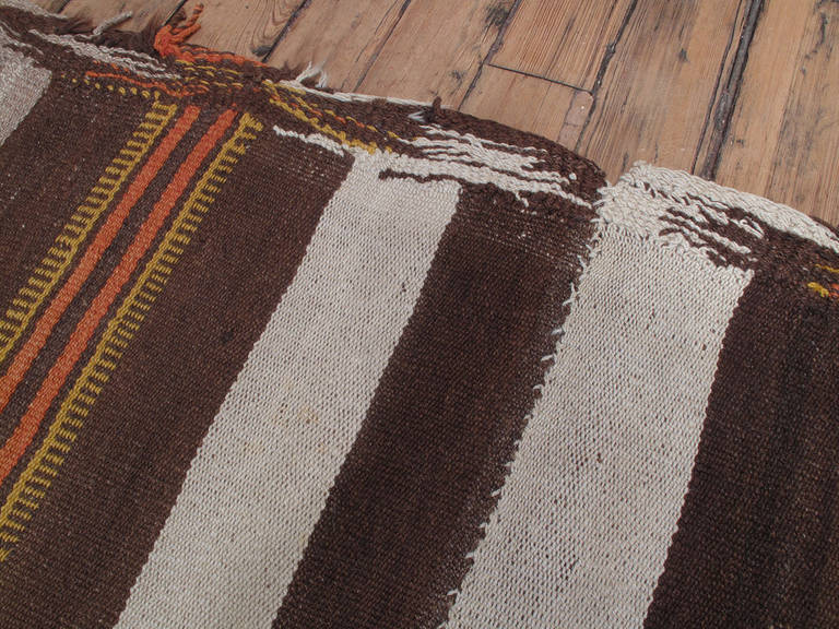 Urfa Kilim Rug In Good Condition For Sale In New York, NY