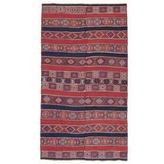 Antique Sinanli Kilim Rug