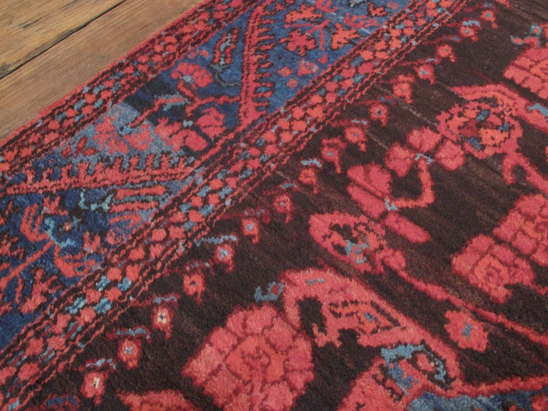 Turkish Antique Kula Long Rug For Sale