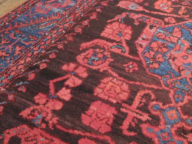 Antique Kula Long Rug In Good Condition For Sale In New York, NY