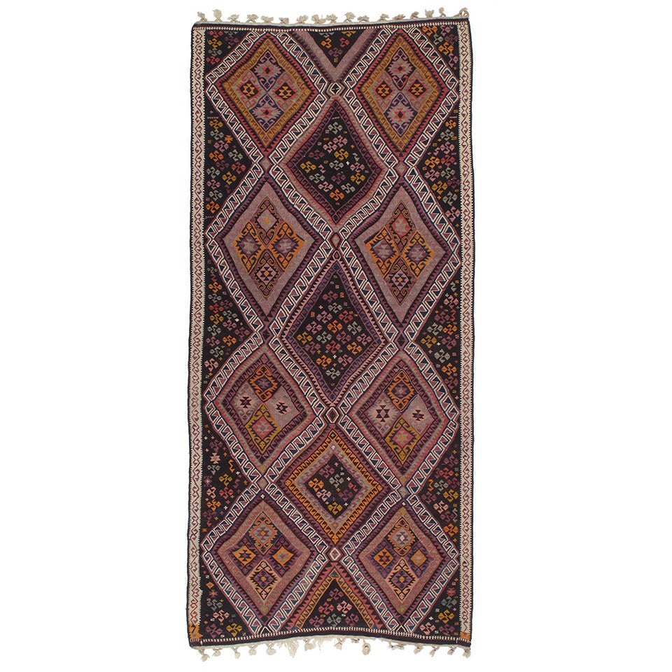 Fantastic Kurdish Kilim For Sale At 1stdibs
