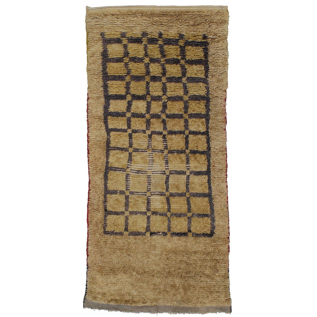 Comfort Zone The Perfect Grid Rug