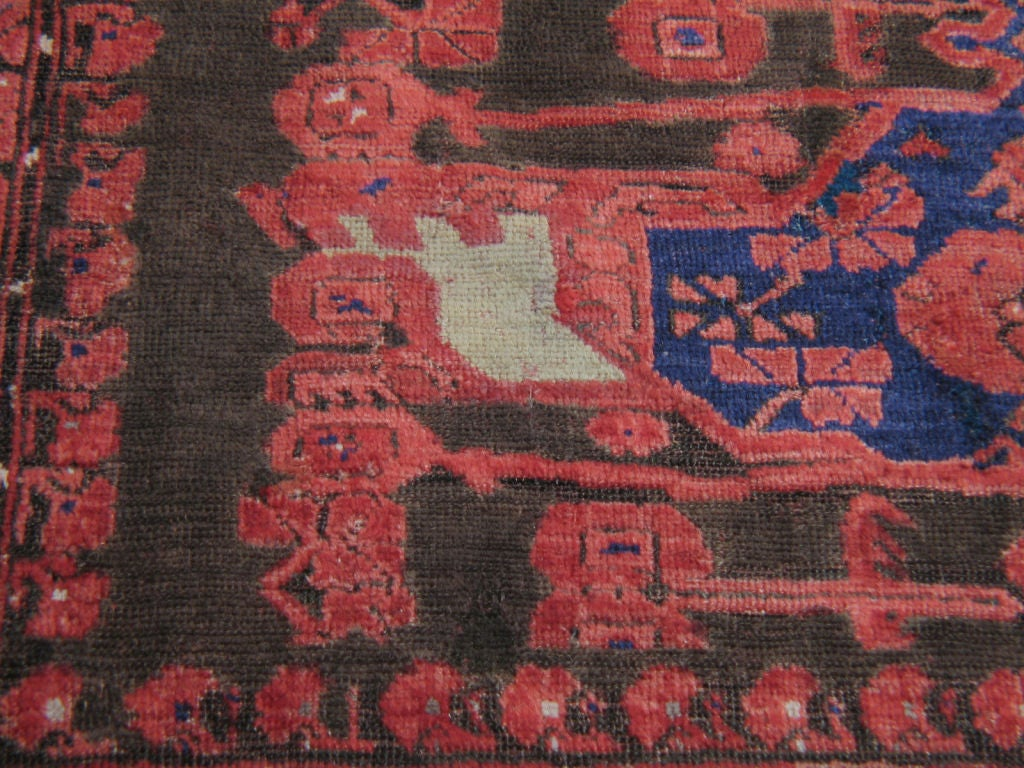 """""""Kömürcü"""" Carpet In Excellent Condition For Sale In New York, NY"""