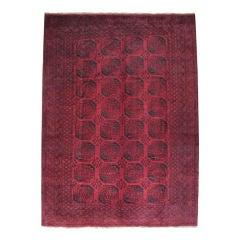 Large Turkmen Carpet