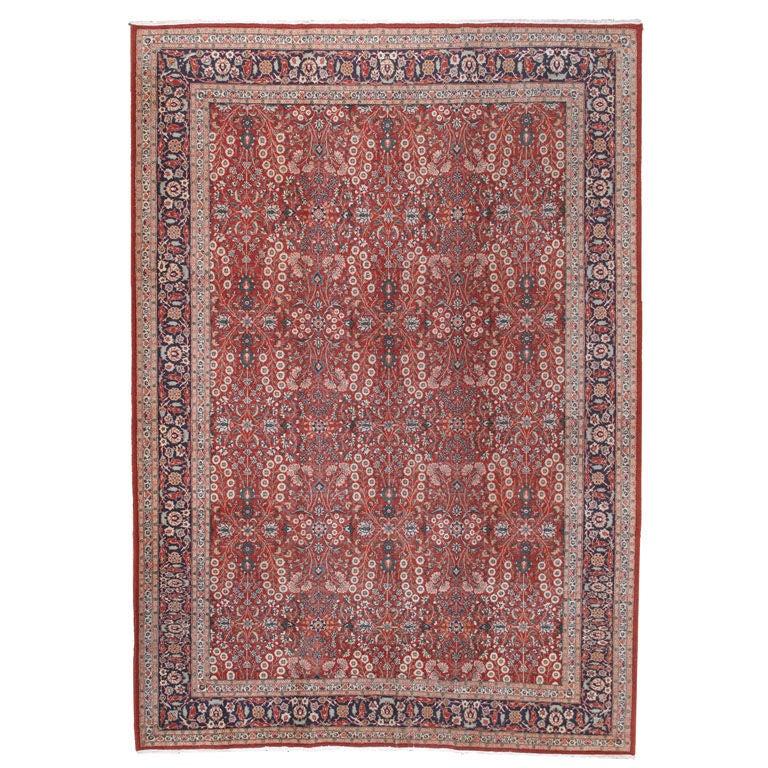 Hereke Carpet At 1stdibs