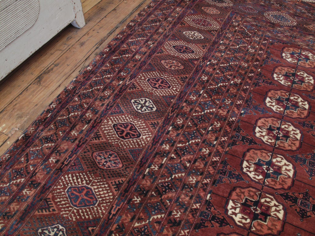 Tekke Carpet At 1stdibs
