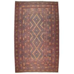 Large Uzbek Kilim