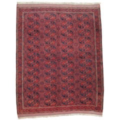 Turkmen Main Carpet