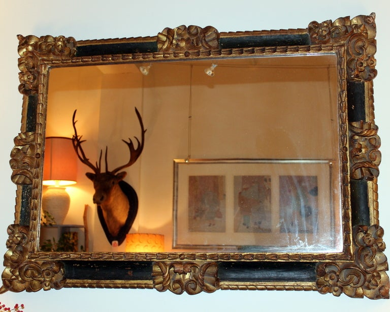 Antique Spanish Colonial Mirror At 1stdibs