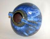 Fulper Vase with Blue Crystalline Glaze image 6