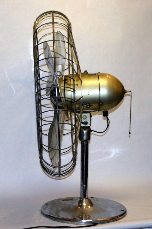 Vintage Industrial Duty Fan image 3